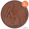 1911 - 1936 Penny George V Coins Grade From Fine to Fair Choose Dates