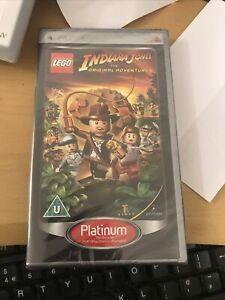 SONY PSP - LEGO Indiana Jones: The Original Adventures - New - Freepostage