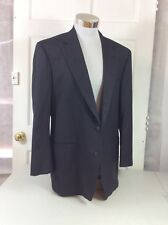 BROOKS BROTHERS Wool Blazer Coat Lined Men's 43