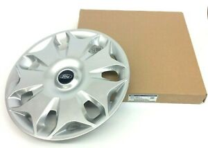 "2014-2020 Ford Transit Connect 16"" Deluxe silver Wheel Cover Hub Cap OEM new"