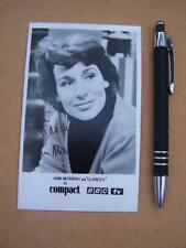 Ann Morrish  Autograph Signature ( code J21 )  please scroll down