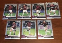 2019/20 Panini Prizm Epl West Ham Bases Lot Of 7