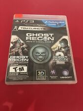 Tom Clancy's Ghost Recon Anthology PlayStation 3 PS3 FPS BUNDLE LOT 3 GAMES IN 1