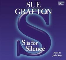 Kinsey Millhone Alphabet: S Is for Silence by Sue Grafton (2005, CD, Unabridged)