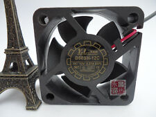 1 PC New YaLn FAN D50SH-12C fan 50*50*20mm 12V 0.27A 2pin #K1437 LL