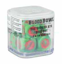 Blood Bowl The Gouged Eye Dice Set (New)