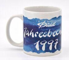 Diddl - Jahresbecher 1997 - Kaffeetasse - Sammeltasse - 90er Rarität - Neuwertig
