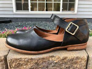 Women's Kork-Ease Bellota Leather Mary Janes Size 9.5