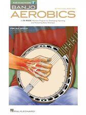 Banjo Aerobics Sheet Music A 50-Week Workout Program for Developing Im 000113734