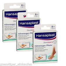 20 Hansaplast Hühneraugen Druckschutzringe