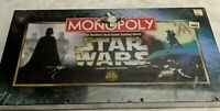 STAR WARS Monopoly - Classic Trilogy Edition - NEW in box, factory sealed 1997