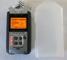 Zoom H4n Digital Recorder with  built in mics