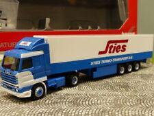 1/87 Herpa Scania 143 Kühlkoffer Sattelzug Sties (N) 309455