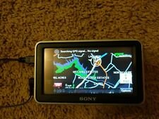 Sony NVU73T NV-U73T 4.3-Inch Widescreen Portable GPS Navigator