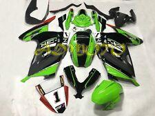 Fairings Kit For Kawasaki Ninja 300 EX300A EX300B 2013 2014 2015 2016 Green