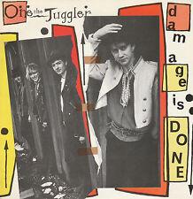 "One the Juggler-Damage is done/Lovit Go 7"" Single Regard Records 1983"