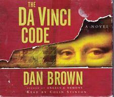 Robert Langdon: The Da Vinci Code Bk. 2 by Dan Brown 2003, Cd, Abridged