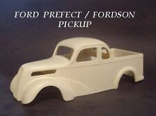 RESIN  FORD 3 GRILLE PREFECT  FORDSON  UTE  PICKUP 1/25  SCALE