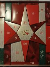 MARKS AND SPENCER M&S 2019 BEAUTY ADVENT CALENDAR BRAND NEW EMPTY BOX PERFECT