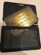 John J. Britt COLLECTORS CLUB NYC Philatelists Hollywood Stamp Club Florida Card