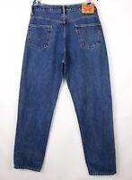 Levi's Strauss & Co Herren 550 Gerades Bein Jeans Größe W36 L36 BCZ898