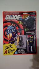 GI Joe Super Sonic Fighter Major Bludd Figur von Hasbro # Neu & Ovp