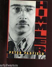 HIMMLER - REICHSFUHRER-SS, Peter Padfield, 1st US,   HB/dj  VG/VG