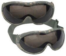 USMC US Army Military Marines ACU Digital Camo Desert Tac Tactical Goggles NEW