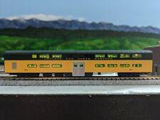 Kato N Scale Pullman Bi-Level Coach Buffet Car #903 from 106-104 CNW 400 Set