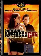 Confessions of An American Girl NEW WS DVD  Jena Malone, Brad Renfro