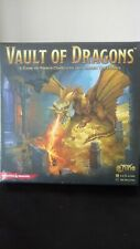 Dungeons and Dragons Vault of Dragons Board Game New and Sealed