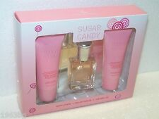 NEW 3 PC GIFT SET SUGAR CANDY FOR HER