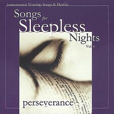 DAMAGED ARTWORK CD Various Artists: Songs for Sleepless Nights 4: Perseverance