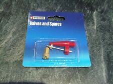 WELDTITE Bike Valve and Football pump Adaptor Kit