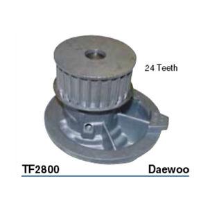 Tru-Flow Water Pump (OEM Korea) TF2800 fits Holden Captiva 2.4 I (CG), 2.4 i ...