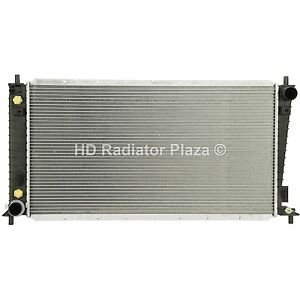 Radiator Replacement For 97-98 Ford F150 F250 Expedition V8 4.2L 4.6L FO3010143