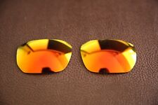 PolarLenz Polarized Fire Red Iridium Replacement Lens for-Oakley Style Switch