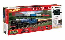 Hornby The Majestic With E-link DCC 00 Gauge Electric Train Set R1172