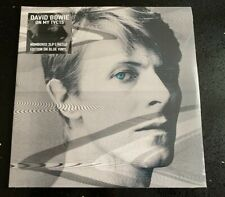 DAVID BOWIE ON MY TVC15 DOUBLE LP BLUE VINYL LIMITED EDTION 500 ONLY EXCLUSIVE