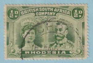RHODESIA 101  USED - NO FAULTS EXTRA FINE!