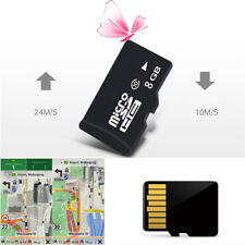 2018 Lastest Australia New Zealand 8GB Micro Map SD Card for Car Android System