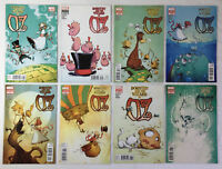 DOROTHY AND THE WIZARD IN OZ Wizard of Oz comics #1 2 3 4 5 6 7 8~FULL SET 1-8