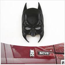 AUTO SUV corpo lato dei parabordi TANK COVER NERO BATMAN MASK ADESIVO Badge per Citroën