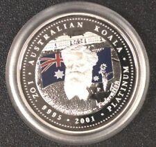 Platinum Australian/Oceanian Coins