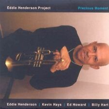 Eddie project Henderson-precious moment CD NEUF
