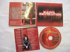RADIO REVOLUTION Radio Revolution – 2012 UK CD – Glam Rock, Rock & Roll - RARE!