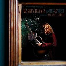 WARREN HAYNES - ASHES & DUST (FEATURING RAILROAD EARTH)  CD NEU