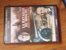 $$$ DVD Images de la Seconde Guerre Mondiale 1939-1945La bataille de Moscou