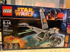 LEGO Star Wars B-Wing 75050 NEW in Box - Bags Unopened - not factory sealed