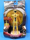 "Power Rangers Movie Morphin Power Yellow Ranger Action Figure Light Up 7"" New"